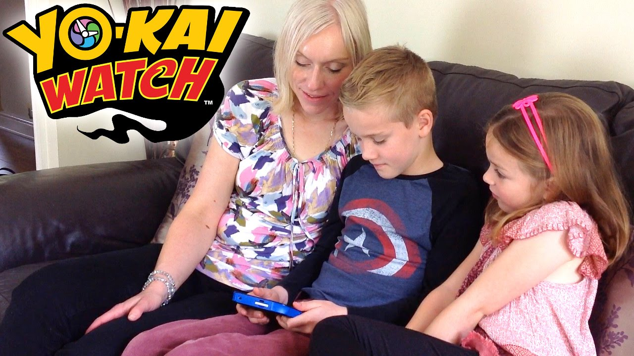 Yo-Kai Watch In the Family Part 3