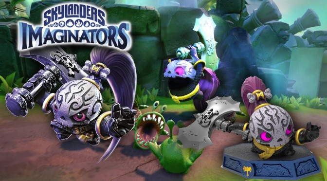 Meet Chopscotch – Skylanders Imaginators Gameplay & Exclusive Reveal