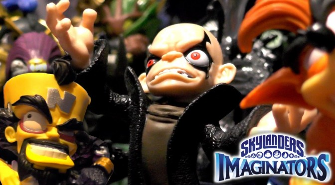 Skylanders Gamescom Gameplay – Kaos, Cortex, Sorcerer Class, Thumpin' Wumpa Islands, Dark Villains