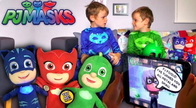 PJ Masks Toy Rescue Adventure – Luna Girl's Double Trouble