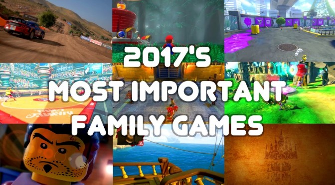 Essential Family Games 2017 (PlayStation, Xbox, Switch, iOS, PC, Android)