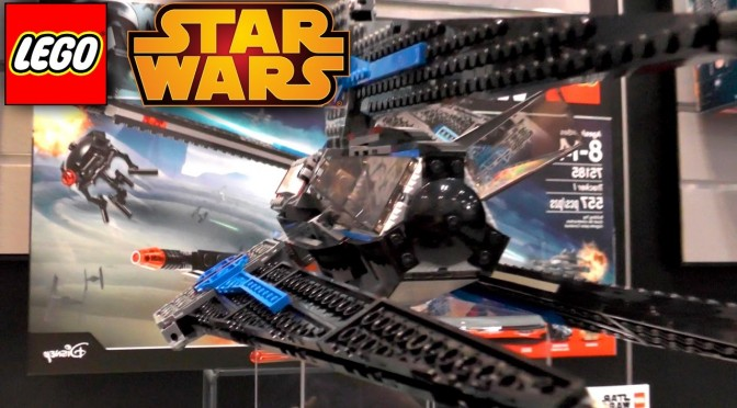 New Lego Star Wars – Spring, Summer sets revealed at New York Toy Fair