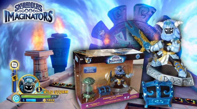 Skylanders Imaginators – Cursed Tiki Temple Adventure (1 HOUR)
