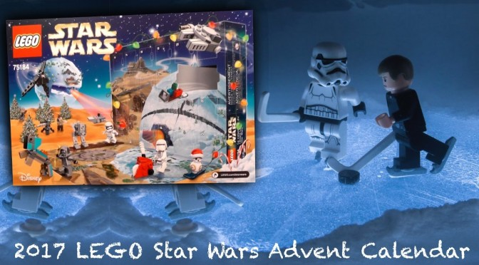 2017 LEGO Star Wars Advent Calendar (75184)