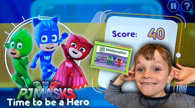 PJ Masks Unseen Games Collection (Disney Junior)