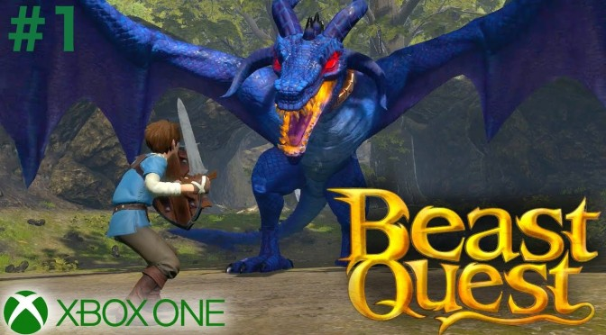 Let's Play Beast Quest Xbox One – Part 1 Fighting Ferno