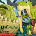 New Disney Dinosaur Show! Gigantosaurus Episodes Clip and Toys