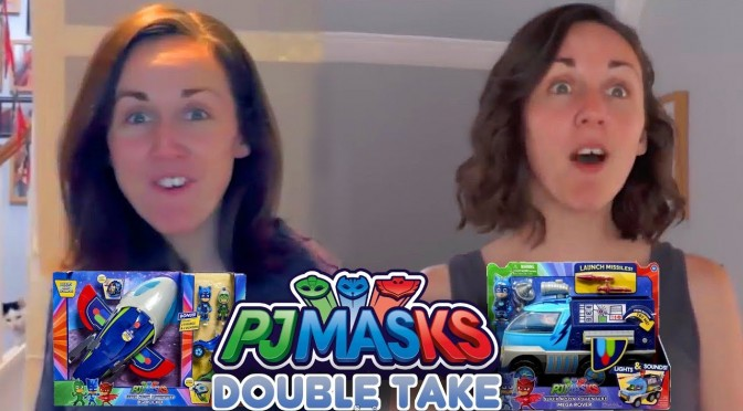PJ Masks Double Take (X2 Rewind)